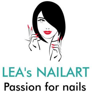Logo Lea's Nailart